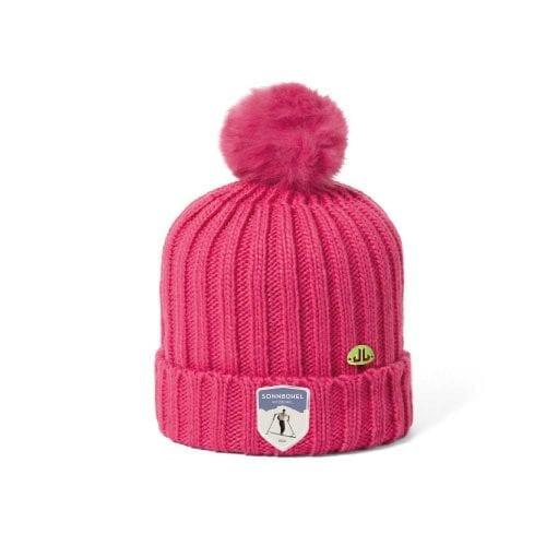 Sonnbühel Mütze pink