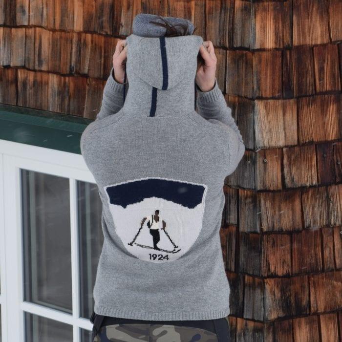 Sonnbühel Pullover mit Walde Logo von Colmar