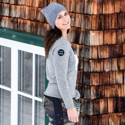 Sonnbühel Pullover und Mütze Kaschmir